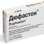 Побочные действия и аллергия на Дюфастон