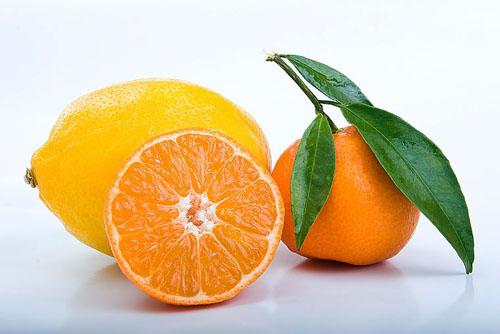 аллергия на апельсины фото