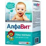 Как подобрать идеальные витамины для детей аллергиков