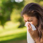 Аллергия на сухой воздух: лечение, профилактика, симптомы